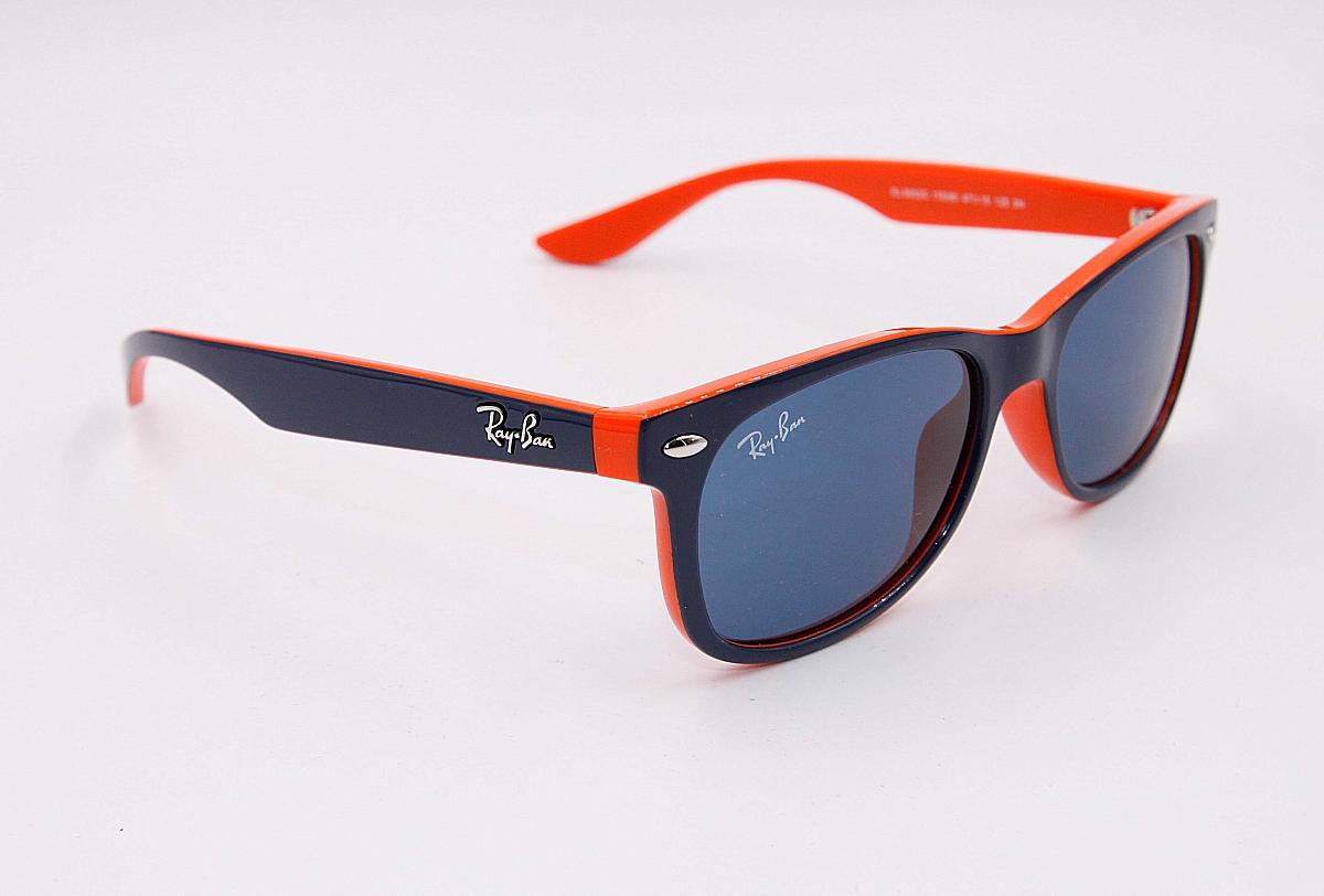 Очки солнцезащитные детские Ray-Ban JUNIOR RJ 9052S 178 80 474413a2816